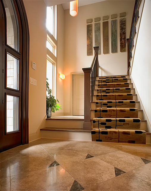 Images Of Traditional Foyers : Foyers traditional entry new york by lisa limited