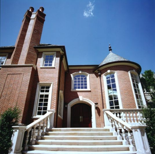 Franklin Lakes Residence traditional-entry