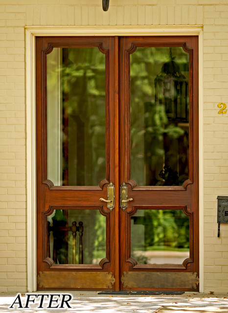 French Country Entry Doors Traditional Entry Austin