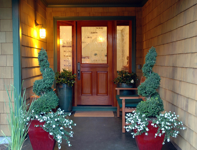 Front Door traditional-entry