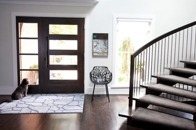 Front Door modern-entry