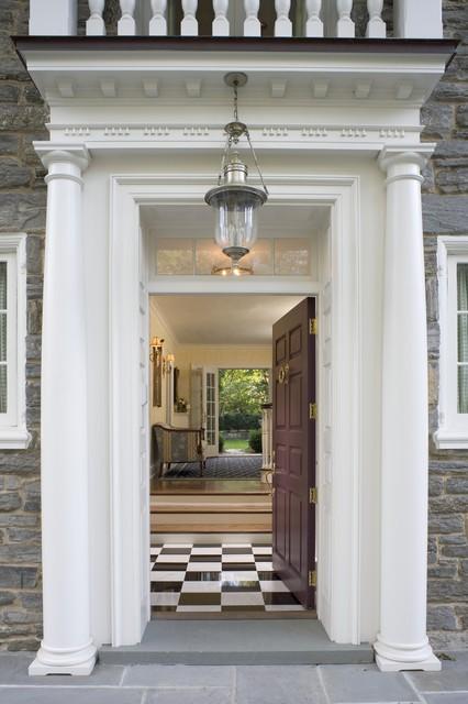 Stone Cladding Interior Living Rooms