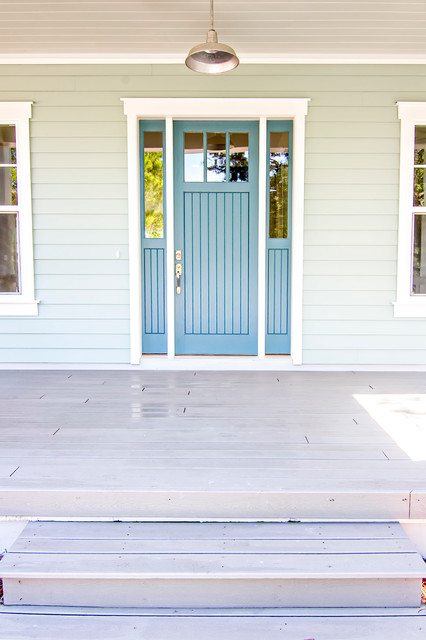 Front Doors Beach Style Entry Jacksonville By Glenn Layton Homes