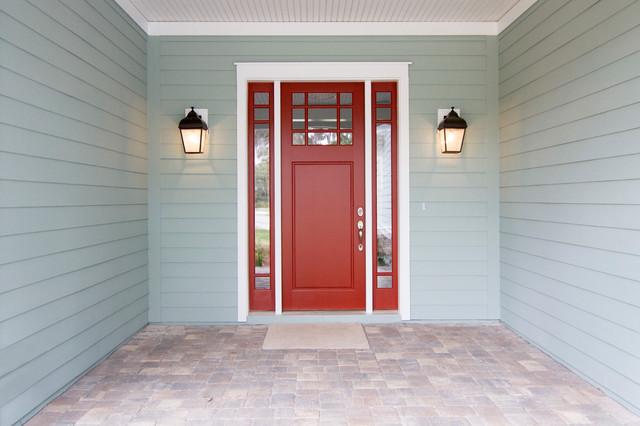 Front Doors Beach Style Entry Jacksonville By Glenn Layton Homes