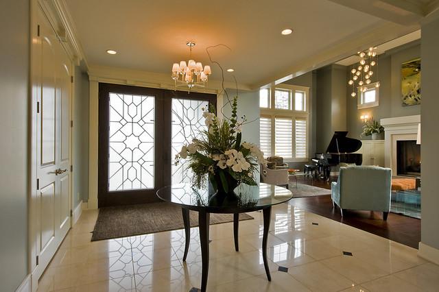 Houzz Home Design Ideas: Front Entrance