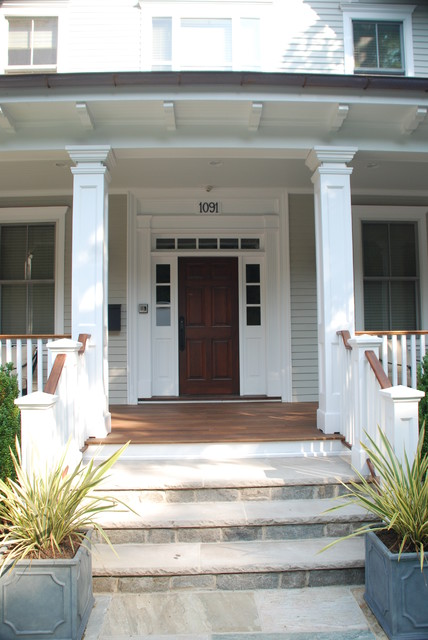 Front Entry Traditional Entry