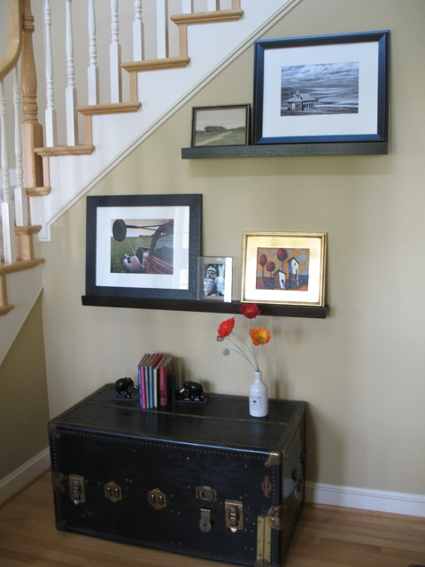 Front Entry Hall eclectic-entry