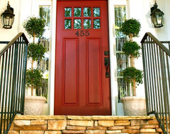Front Porch Bliss traditional-entry