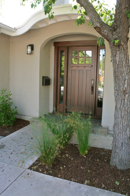 Front porch craftsman-entry