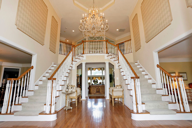 Full house design ellicott city md traditional entry for Complete house interior design