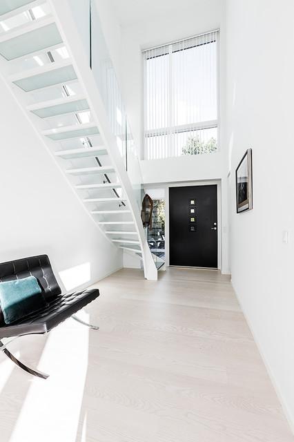 Funkis 2 plan huse - Skandinavisk - Entré - Aarhus - af Skanlux ...