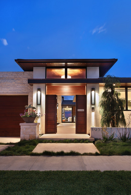 Galatea contemporary entrance orange county by for Modern entrance hall