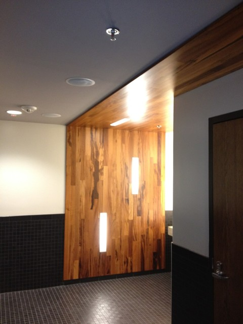 Galaxy at the Trails Movie house and Eatery contemporary-entry