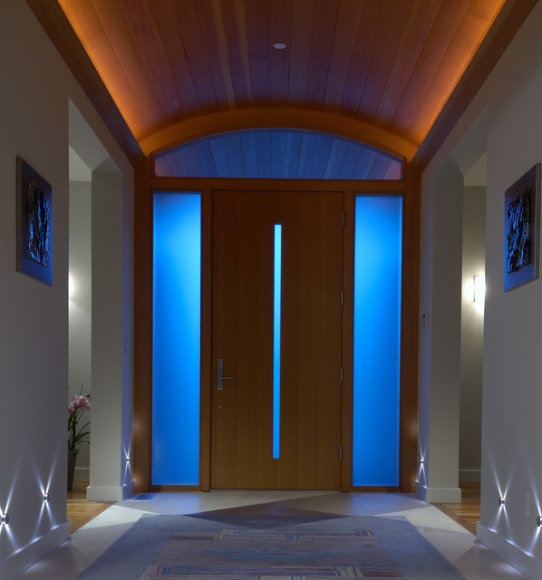 galli contemporary entry