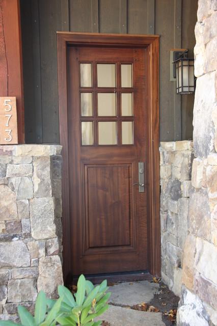 garage entry doors