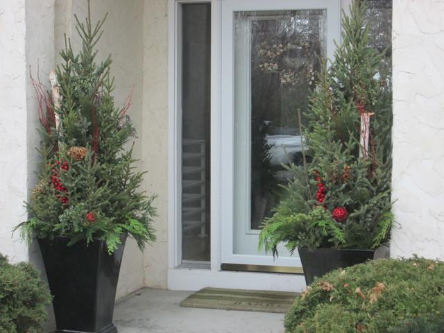 Garden Management contemporary-entry