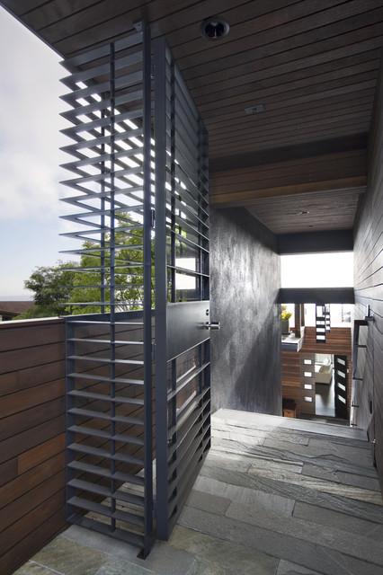 Houzz modern metal gates designs joy studio design