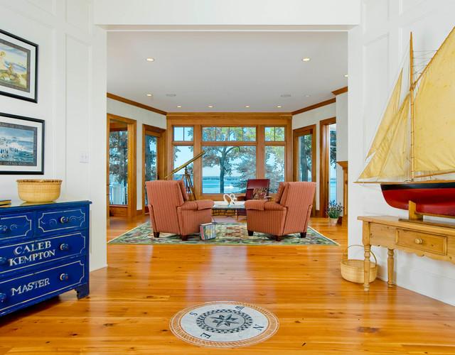 Gibson Island Residence
