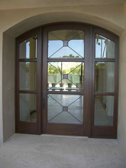 Glass Doors Frosted Glass Front Entry Doors Cross