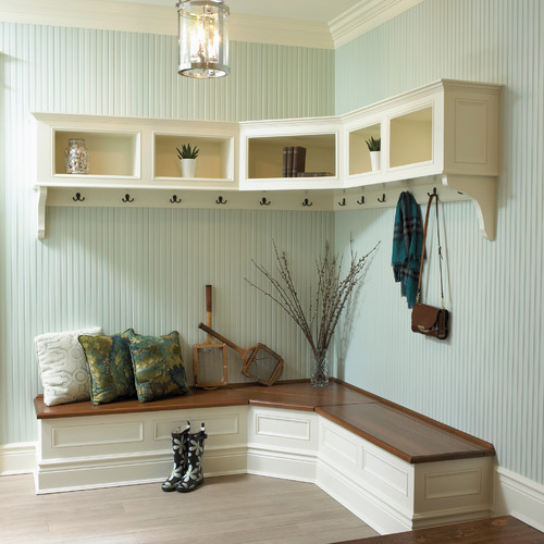 Cheryl Scrymgeour Designs mudroom