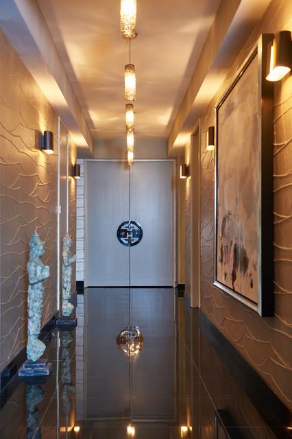 Gordon Terrace Condominium contemporary-entry