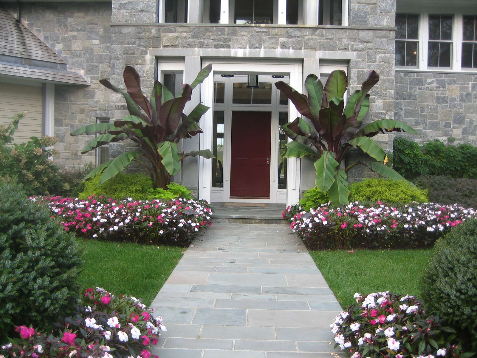 Grand Entrances to the House