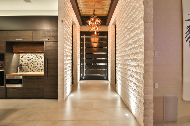 Grand Entry Contemporary Entry Los Angeles By