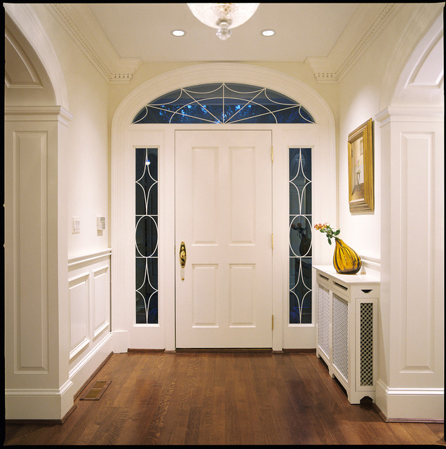 Houzz Traditional Foyer : Grand foyer traditional entry dc metro by anthony