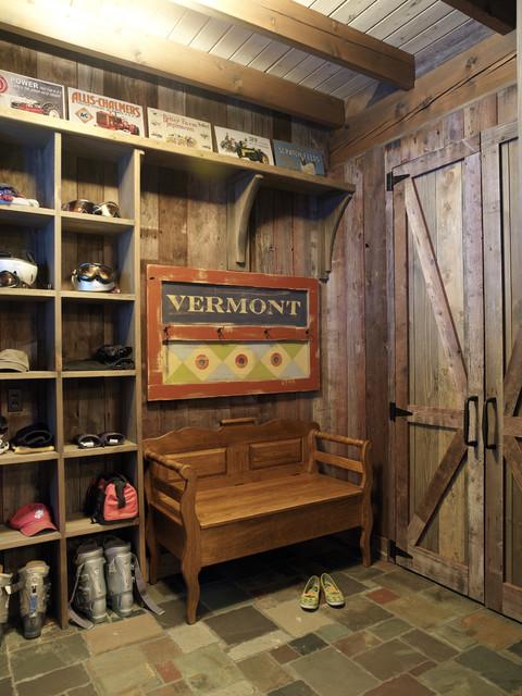 Grandview Farm rustic-entry
