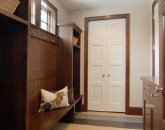 Great Neighborhood Homes transitional-entry