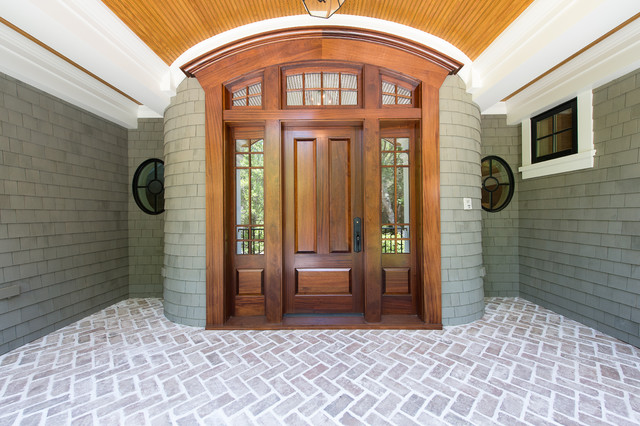 Green Meadow traditional-entry