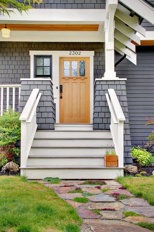 Craftsman Front Doors Make An Entrance Masonite