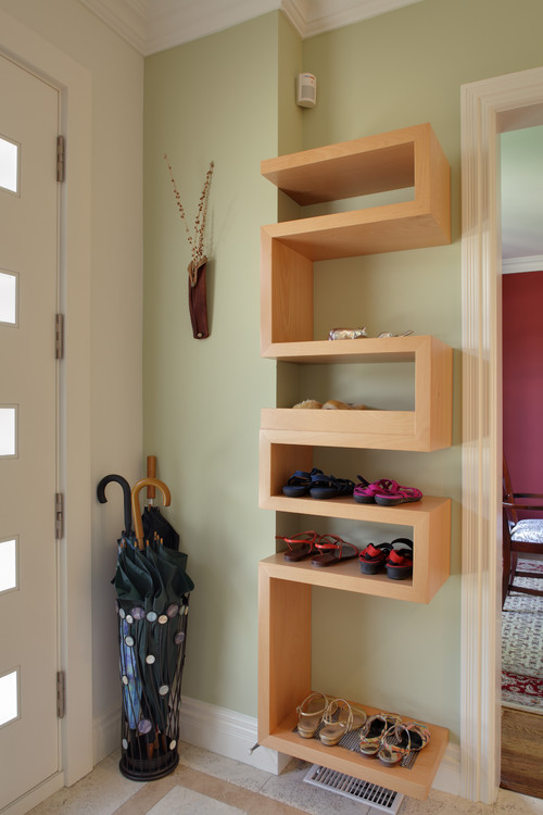 Narrow Entryway Cabinet 7 keep-tidy tips for compact entryways