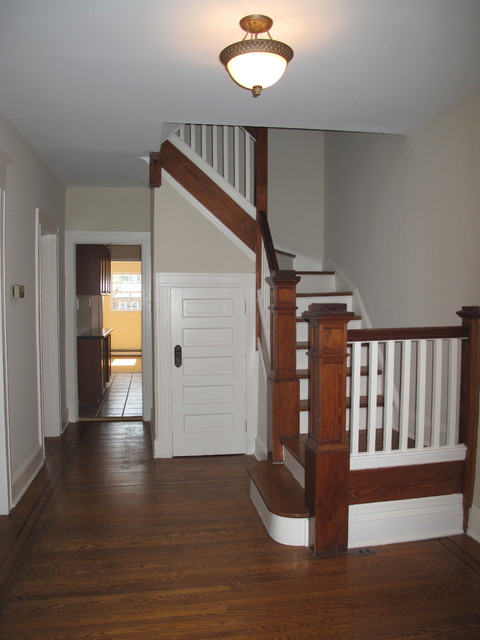 Guilford Residence traditional-entry