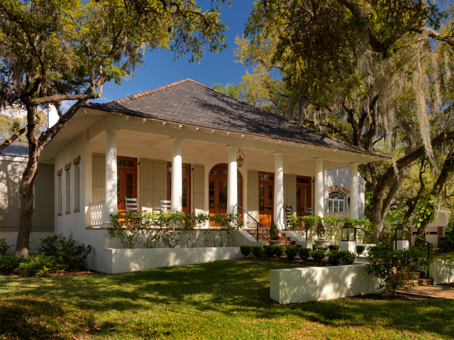 Gulf Coast Creole Cottage Entry Tampa By Cooper