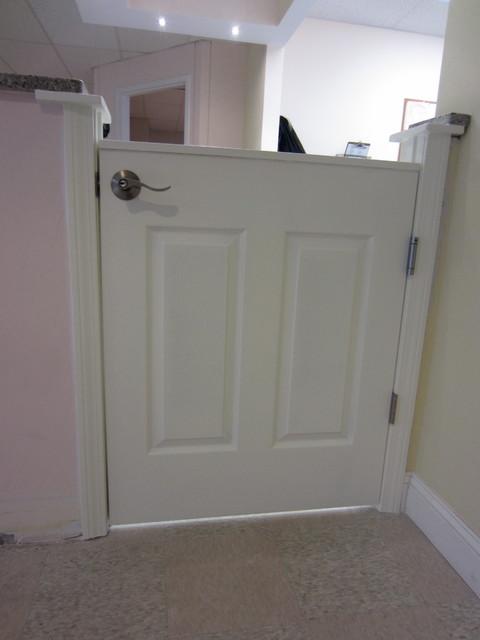 Half Door For Nursing Home Station