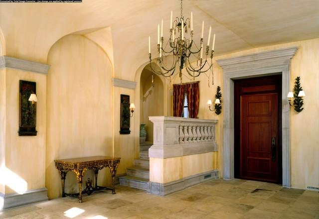 Halfway Road House mediterranean-entry