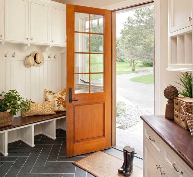 Interior Designers Decorators Hamptons Historic Residence Traditional Entry