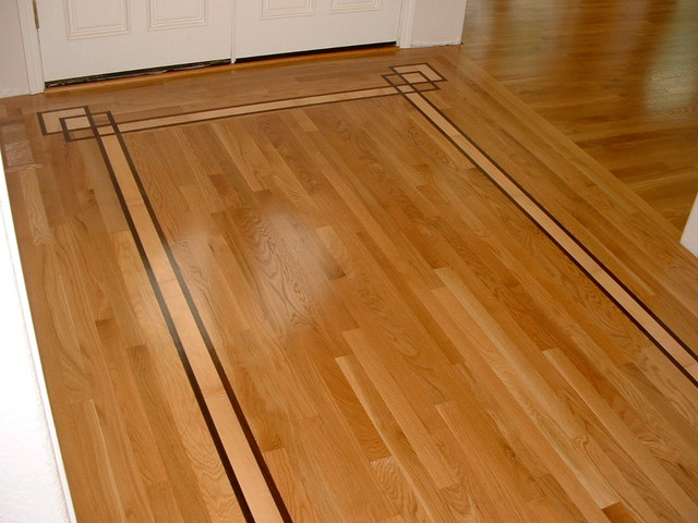 Hardwood Floors Craftsman Entry Other By Pyle