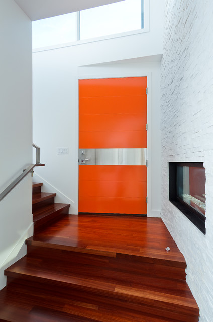 Harling Point contemporary-entry