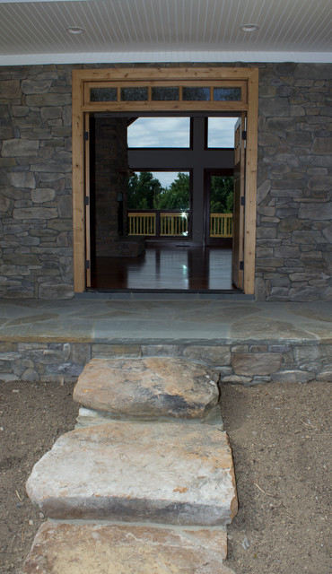 Harwood Homes Traditional Entry Baltimore By The