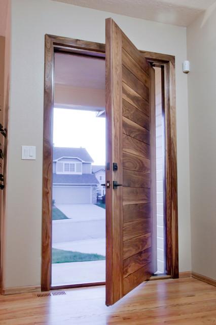 Hector Pivot Door Design contemporary-entry & Hector Pivot Door Design - Contemporary - Entry - Denver - by ... Pezcame.Com