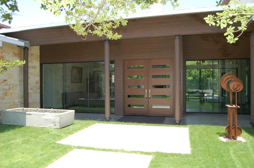 Home sweet home unique and elegant front door designs for Classic urban house plans