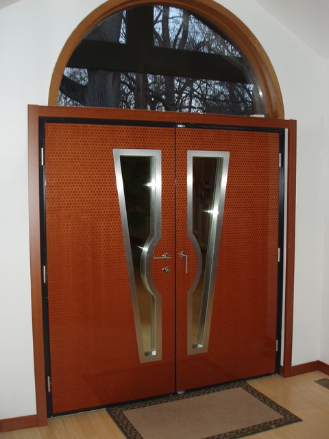 high end exterior interior doors contemporary entry