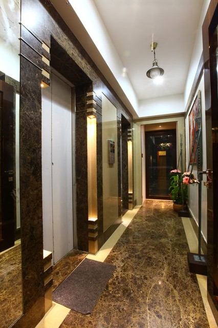 Highend Residence contemporary-entry