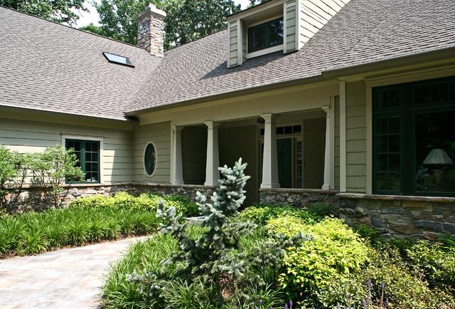 Hill Farm craftsman-exterior