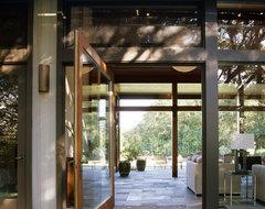 Hillsborough Residence modern-entry