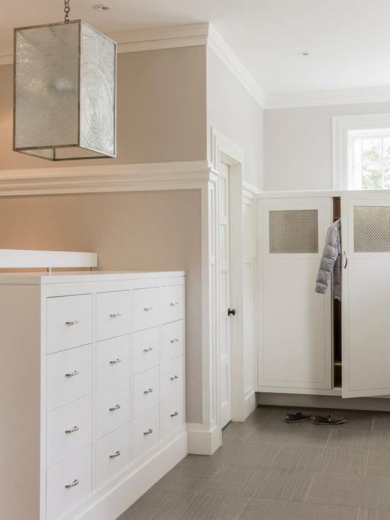 Contemporary mudroom home design photos decor ideas for Idee moderne di mudroom