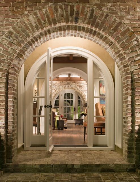 Historic Charleston Renovation Entry traditional-entry