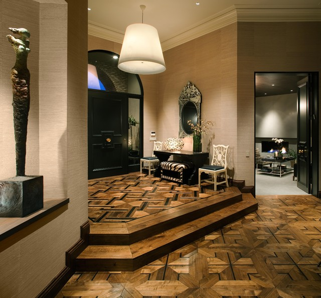 Houzz A Cool Interior Design Website: Hollywood Glamour Meets Modern